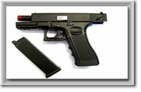 Glock-17-Soft-Air-scarrellante